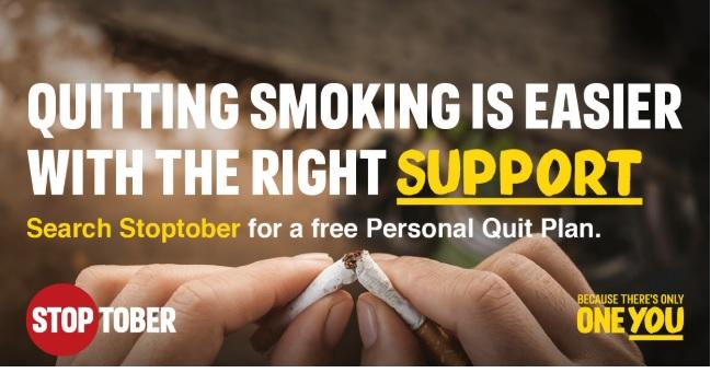 Quitting Smoking Poster